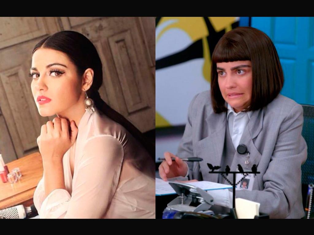 Maite Perroni In The New Telenovela Antes Muerta Que Lichita