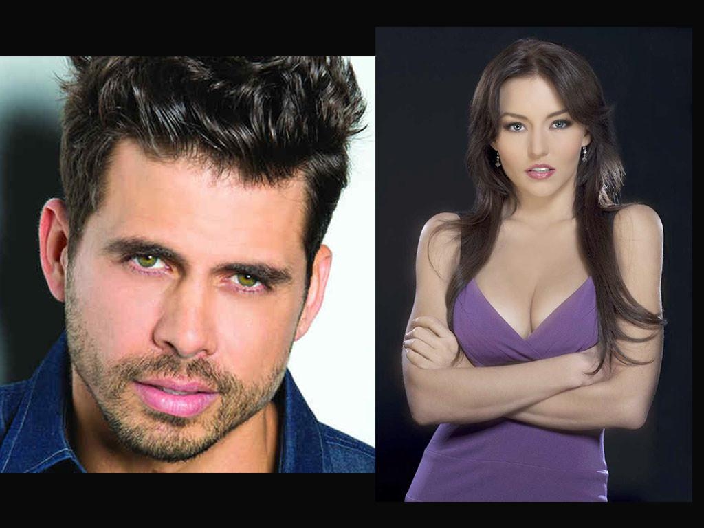 """Angelique Boyer Movies And Tv Shows angelique boyer """"como tres gotas de agua"""" telenovela cast"""
