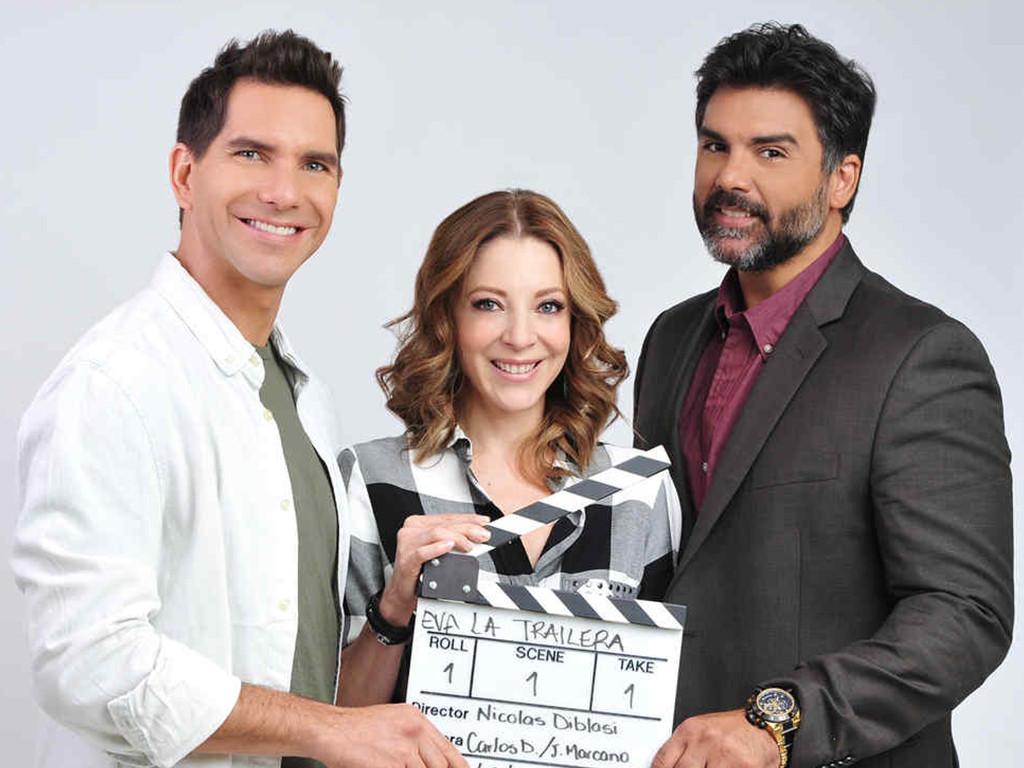 New Telenovela Eva La Trailera Production Begins On Telemundo