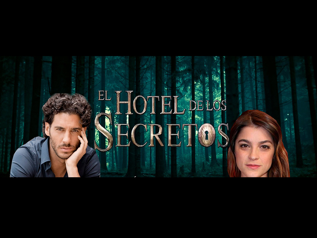 Promotional premiere of erick elias el hotel de los secretos televisa for Secretos en el jardin novela