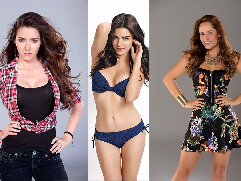 Angelique Boyer Hot 10 hottest telenovela actresses