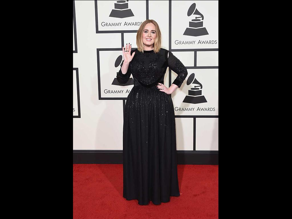 2016 Grammy Awards - Adele