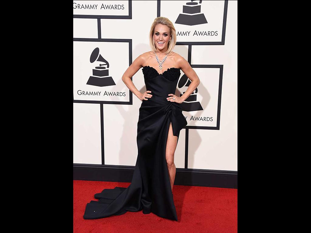 2016 Grammy Awards - Carrie Underwood