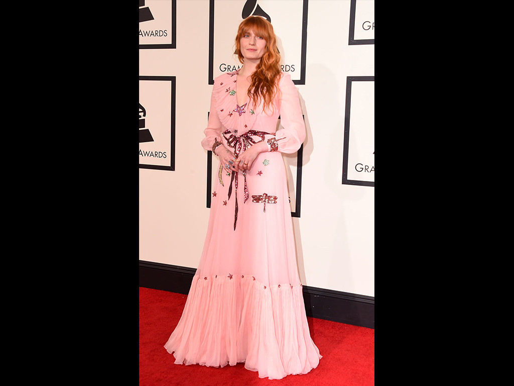 2016 Grammy Awards - Florence Welch