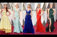 2016 Oscars awards Celebrities look