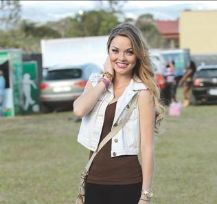 """Mariluz Bermudez Featured As Protagonist in """"Las Amazonas"""""""