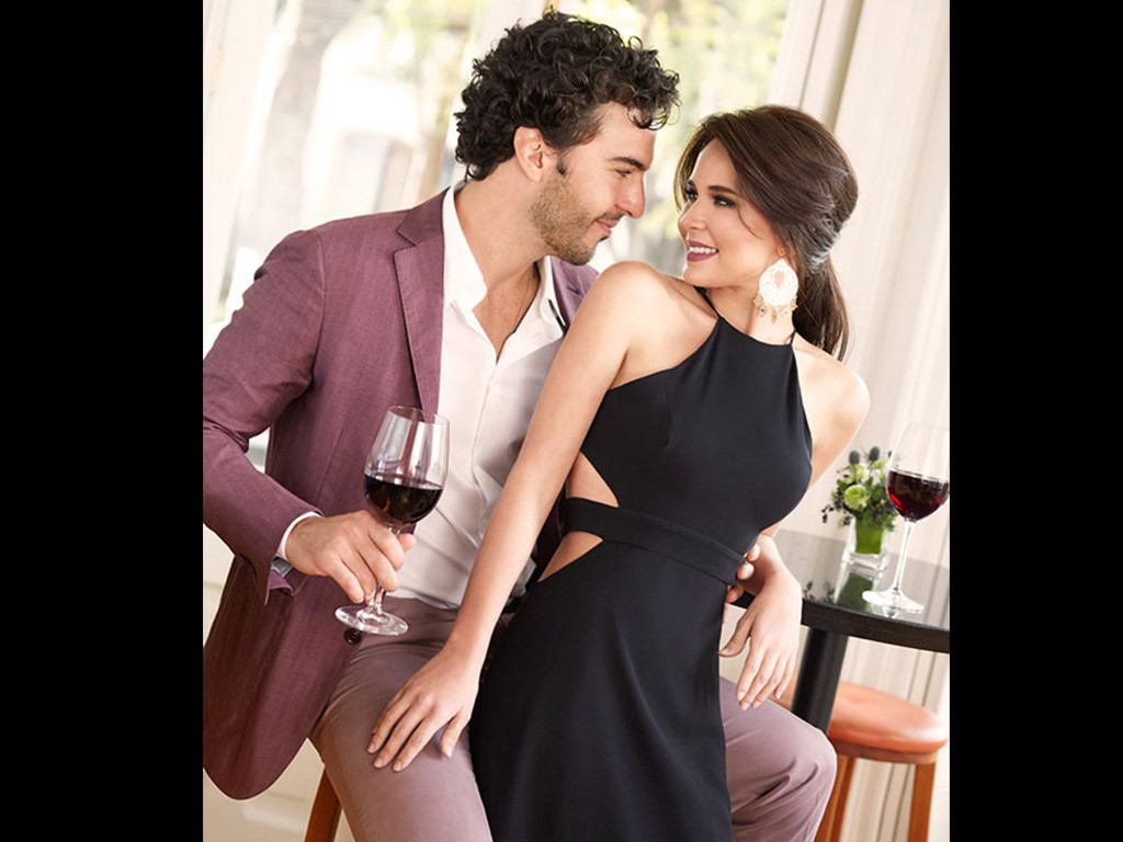 Adriana louvier and boyfriend carlos augusto salas engaged